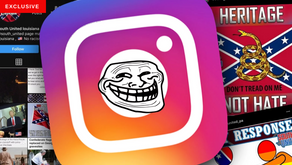 Instagram Won't Pull These Racist, Violent, Russian-Inspired Accounts