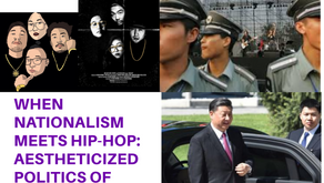 When nationalism meets hip-hop: aestheticized politics of ideotainment in China*