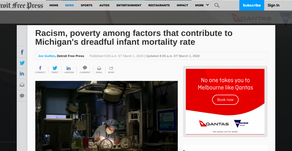 Racism, poverty among factors that contribute to Michigan's dreadful infant mortality rate