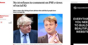 No 10 refuses to comment on PM's views of racial IQ