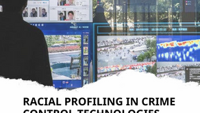 Racial Profiling in Crime Control Technologies