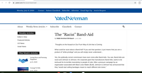 """The """"Racist"""" Band-Aid"""