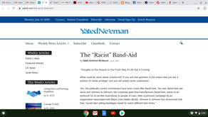 "The ""Racist"" Band-Aid"