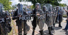 White supremacists and militias have infiltrated police across US, report says