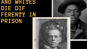 How Blacks and Whites Die Differently in Prison