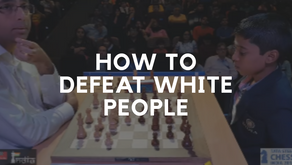 HOW TO DEFEAT WHITE PEOPLE