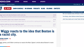 Boston is still a racist city.
