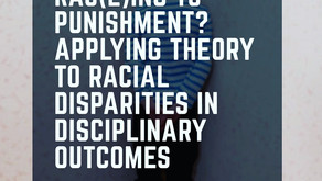 Rac(e)ing to punishment? Applying theory to racial disparities in disciplinary outcomes