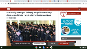 Austin city manager delays June police academy class as audit into racist, discriminatory culture co