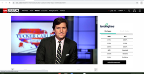Tucker Carlson's top writer resigns after secretly posting racist and sexist remarks in online forum