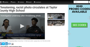 Threatening, racist photo circulates at Taylor County High School