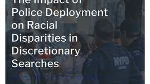 The Impact of Police Deployment on Racial Disparities in Discretionary Searches