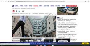 BBC apologises for using racist term in news report