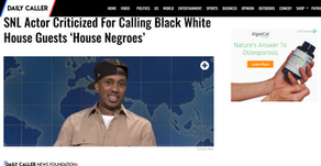 'Racist Commentary Disguised As Humor': SNL Actor Criticized For Calling Black White House Guests 'H