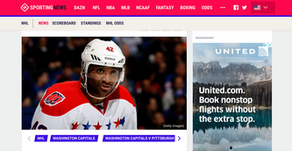 Ex-Capitals forward Joel Ward opens up about racism, importance of representation in hockey