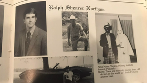 Virginia governor apologizes after racist yearbook photo surfaces online