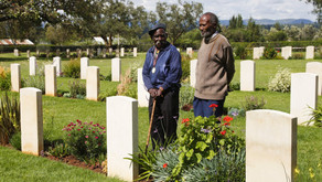 Africans who fought for British army paid less than white soldiers
