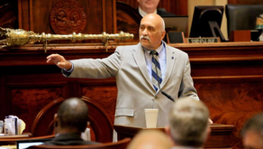 Former state Rep. Mike Pitts made anti-immigrant and racially charged remarks seemingly at odds with
