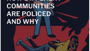 HOW DIFFERENT COMMUNITIES ARE POLICED AND WHY
