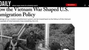 How the Vietnam War Shaped U.S. Immigration Policy