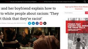 AOC and her boyfriend explain how to talk to white people about racism: 'They don't think that they'