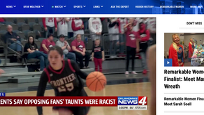 Basketball parents outraged after they say opposing team showed racism to Native American players