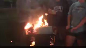 Latina Professor and University Officials Respond to Students Burning Book About White Privilege