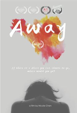 AWAY -Poster