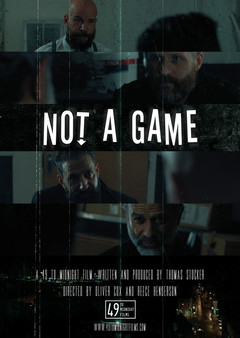 Not a Game Poster.jpg