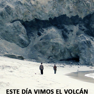 This Day We Saw the Volcano Poster afich
