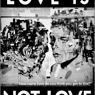 Love is not Love Poster f2f95fcf05-poste