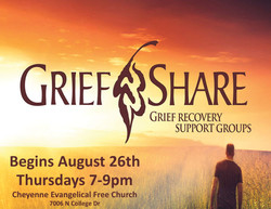 Grief Share display