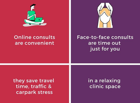 Online or face-to-face? How to choose the kinesiology consult that is best for you.