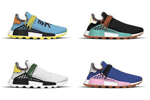 promo code 77f8a 8d1eb Release Detail on the Pharrell x Adidas NMD Hu