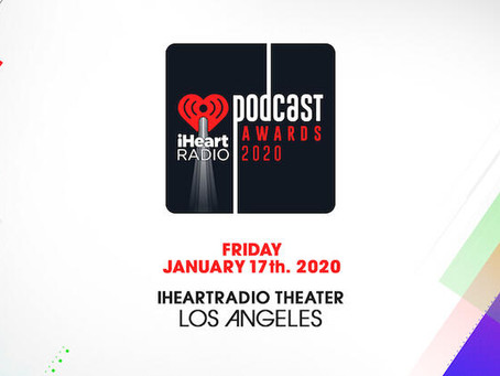 iHeartRadio Podcast Awards Returns