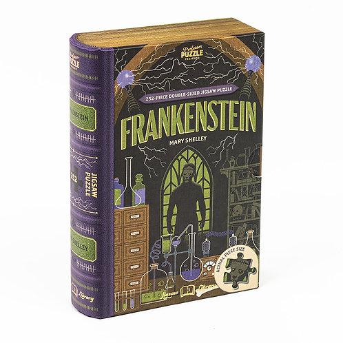 Φρανκεστάιν – Παζλ διπλής όψης 252 κομματιών