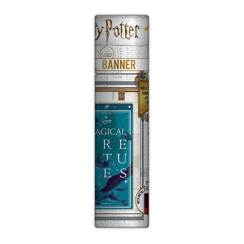 Harry Potter Wall Banner Magical Creatures
