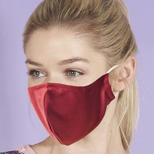 Merlot Face Cover
