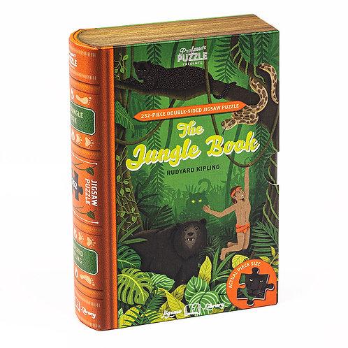 Το Βιβλίο Της Ζούγκλας – Παζλ διπλής όψης 252 κομματιών
