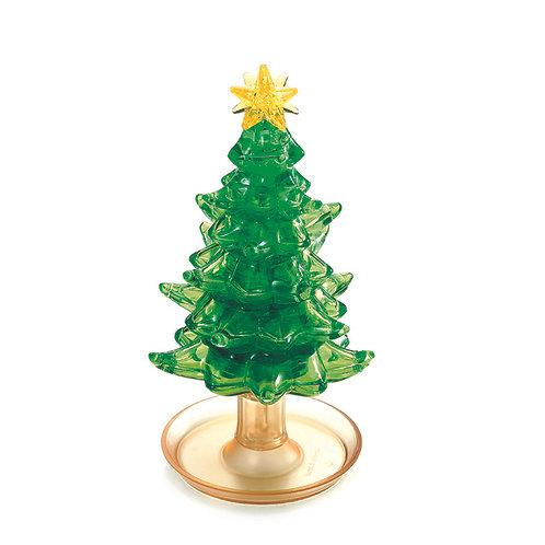 Crystal Puzzle Christmas Tree