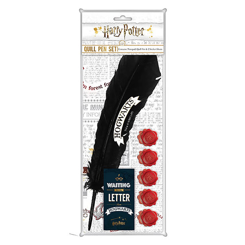 Harry Potter Quill Pen Set – Waiting for my letter