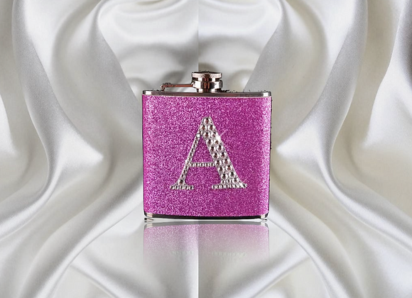 Personalized CZ Initial  Flask