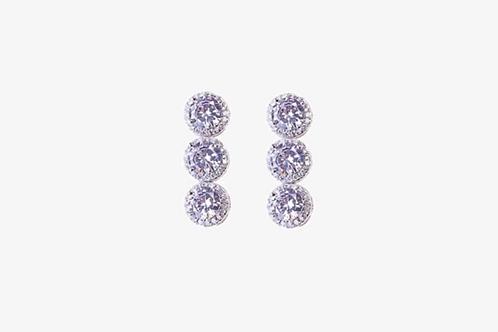 925 Serling Silver Drop Earrings