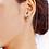 Thumbnail: 925 Cubic Zirconia Stud Earrings