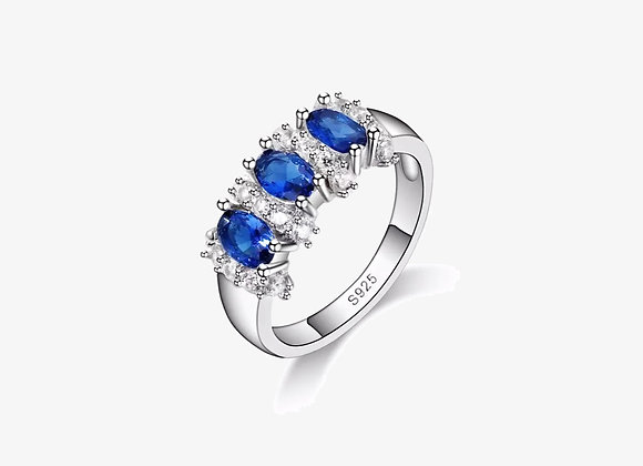 926 Oval Sapphire Ring