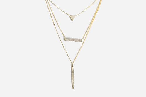 Gold Layered Pendant
