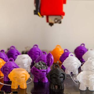 3D Marvin, my favorite test print