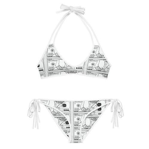 BUGZDALEXLEESTYLEZ Bikini (White)