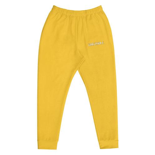 Joggers Unisex (Yellow)