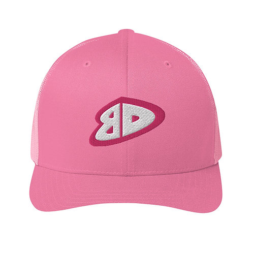 BD Pink Trucker